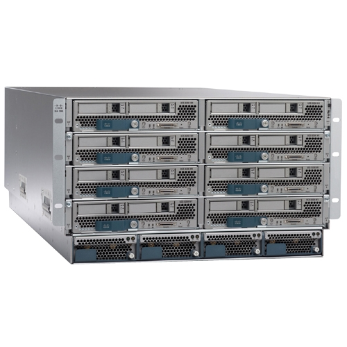 Cisco Blade Server Cabinet N20-C6508-UPG UCS 5108