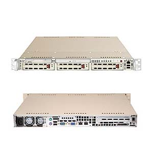Supermicro A+ Server Barebone System AS1020A-8B 1020A-8