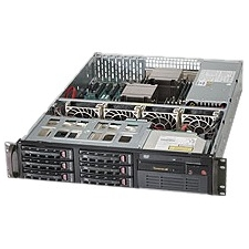 Supermicro SuperServer (Black) SYS-6028R-T 6028R-T