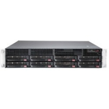 Supermicro SuperServer (Black) SYS-6028R-TR 6028R-TR