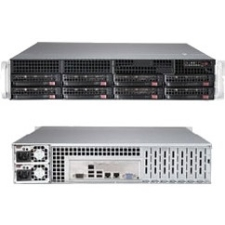 Supermicro SuperServer (Black) SYS-6028R-TRT 6028R-TRT