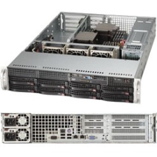 Supermicro SuperServer (Black) SYS-6028R-WTRT 6028R-WTRT