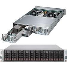 Supermicro SuperServer (Black) SYS-2028TP-DC1TR 2028TP-DC1TR