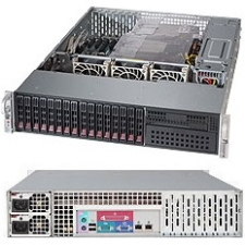 Supermicro SuperServer (Black) SYS-2028R-C1RT4+ 2028R-C1RT4+