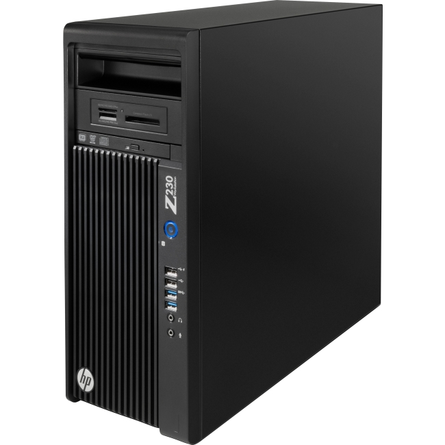 HP Z230 Tower Workstation G1C01UP#ABA
