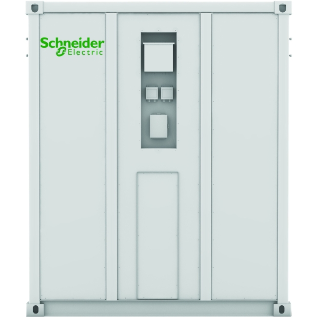 Schneider Electric EcoBreeze Frame 20' (6m) 480/3/60 VAC 2 Module Installed ACECFR20200SE2