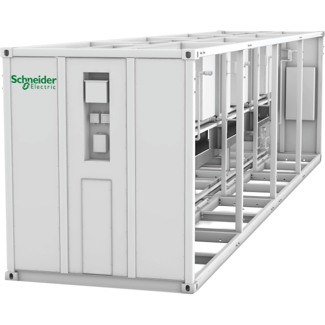 Schneider Electric EcoBreeze Frame 40' (12m) 480/3/60 VAC 3 Modules Installed ACECFR40200SE3