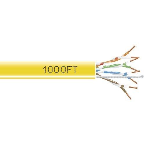 Black Box GigaBase 350 Cat.5e Bulk UTP Cable EYN855A-PB-1000