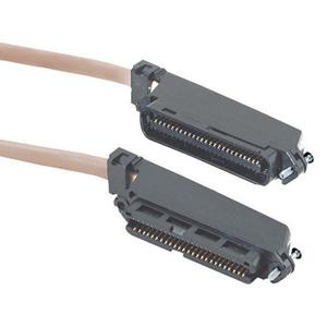 Black Box Cat.3 UTP Telco Connector Cable ELN25T-0050-MF