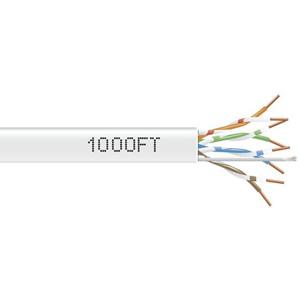 Black Box GigaBase 350 Cat.5e Bulk UTP Cable EYN852A-PB-1000