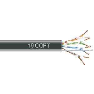 Black Box GigaBase 350 Cat.5e Bulk UTP Cable EYN860A-PB-1000
