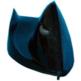 Designer Appliances Quill Mouse Black Ergonomic PC,Mac Left Hand by Ergoguys 0270-0020 DES2700020