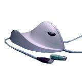 Designer Appliances Quill Mouse White Ergonomic PC, Mac Right Hand by Ergoguys 0090-0030 DES900030