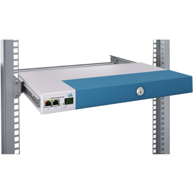 SEH Rack Mount Kit for myUTN-800 Dongleserver M0123 RMK3