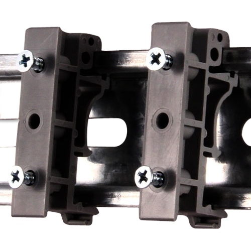 B+B Din Rail Mounting Kit 35mm DRAD35
