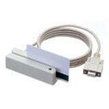Uniform Industrial Magnetic Stripe Reader MSR120D-12ABNR MSR120D