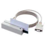 Uniform Industrial Magnetic Stripe Reader MSR112-12WBKNR
