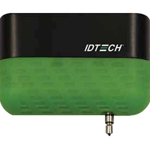 ID TECH Shuttle, Two-Track Secure Mobile MagStripe Reader ID80110010001KT1