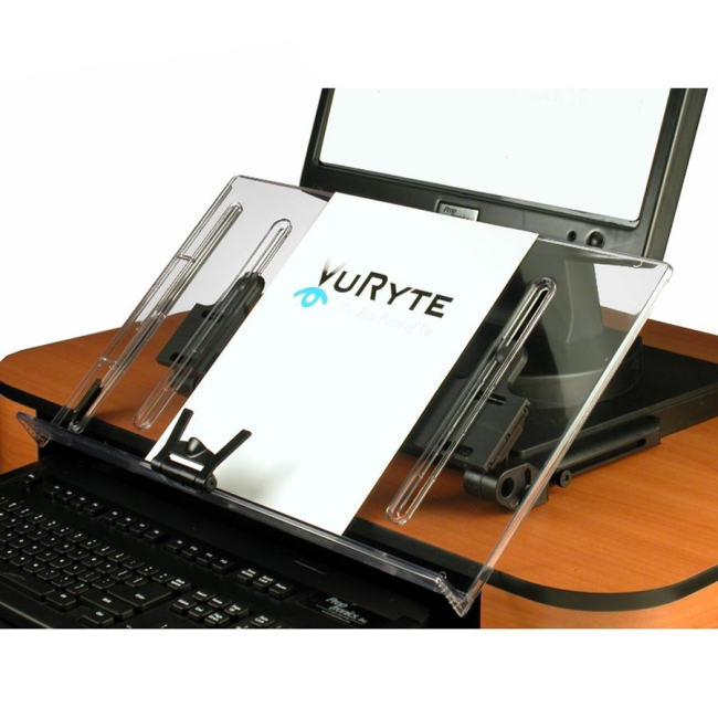 Vu Ryte Ergonomic Document Holders 18KB VUR18KB
