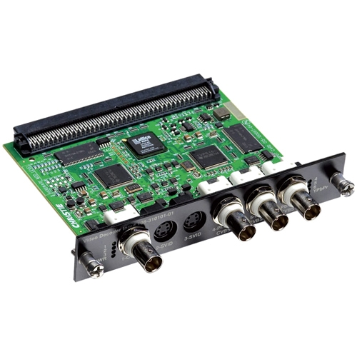 Christie Digital Projector Terminal Expansion Board 108-310101-01