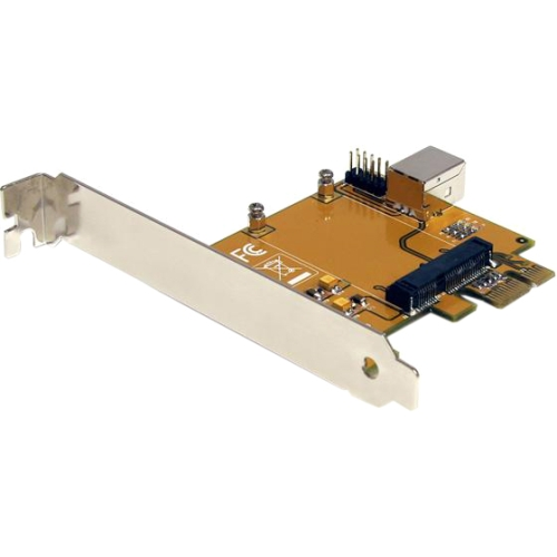StarTech.com PCI Express to Mini PCI Express Card Adapter PEX2MPEX