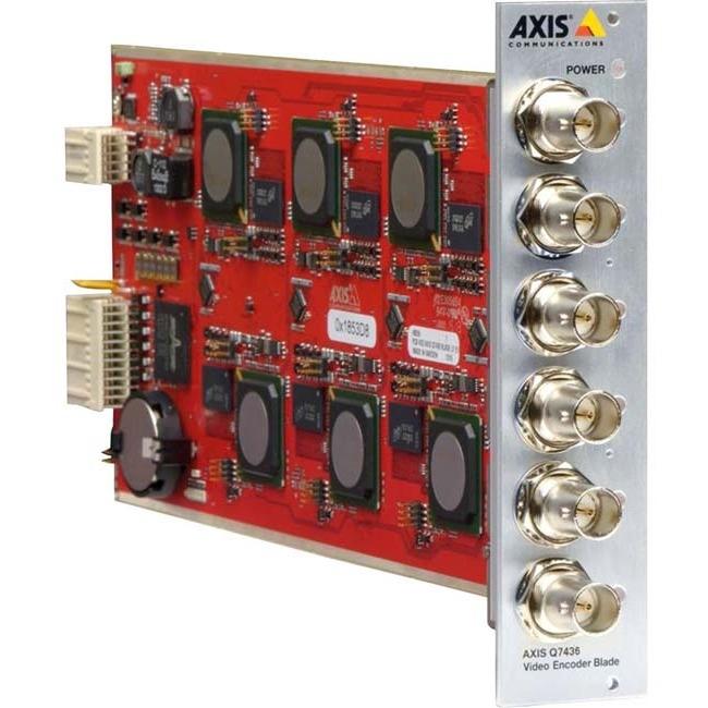 AXIS Video Encoder Blade 0584-001 Q7436