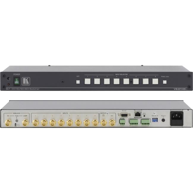 Kramer VS Video Switch VS-81HDXL