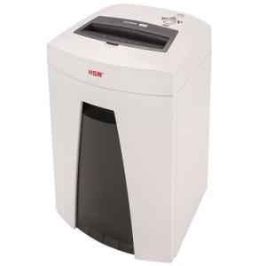 "HSM SECURIO 1/4"" Strip-Cut Shredder HSM1911 C18"