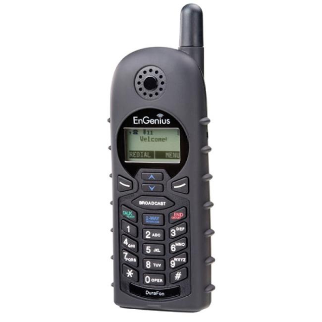 EnGenius DuraFon Long Range Industrial Cordless Phone System DURAFON-1X-HC 1X-HC