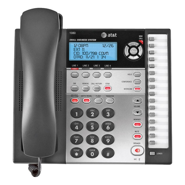 AT&T Standard Phone 1080