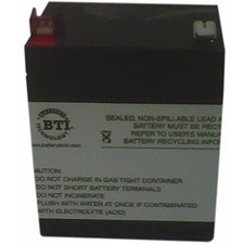BTI Replacement Battery Cartridge RBC46-SLA46-BTI SLA46-BTI