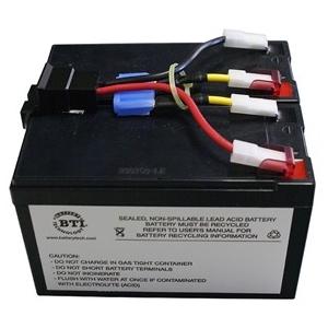 BTI UPS Replacement Battery Cartridge RBC48-SLA48-BTI