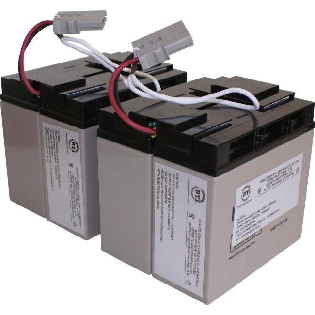 BTI Battery Unit RBC55-SLA55-BTI