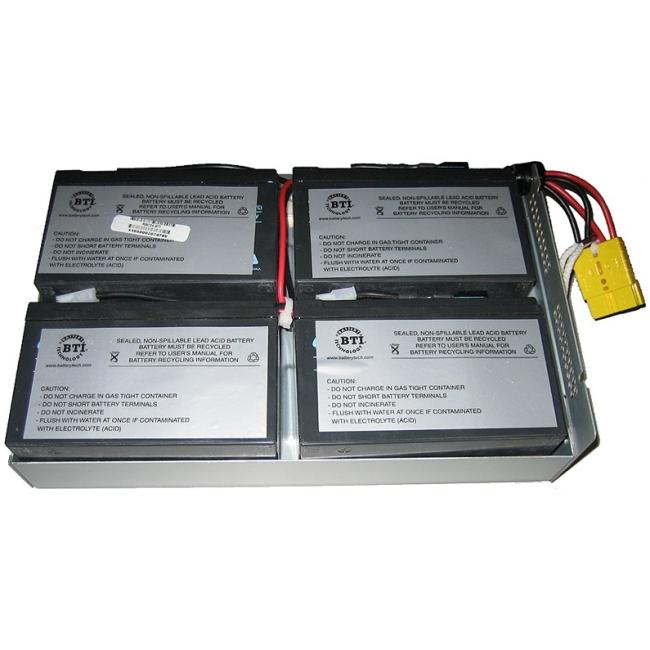 BTI UPS Replacement Battery Cartridge RBC24-SLA24-BTI