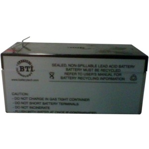 BTI UPS Replacement Battery Cartridge RBC47-SLA47-BTI SLA47-BTI