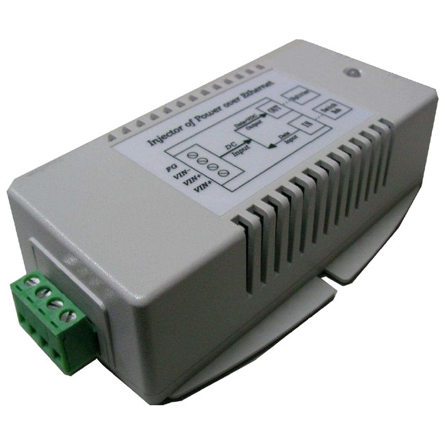 Tycon Power PoE Injector TP-DCDC-1248GD-HP