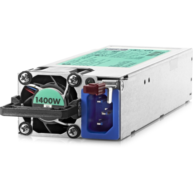 HP 1400W Flex Slot Platinum Plus Hot Plug Power Supply Kit 720620-B21