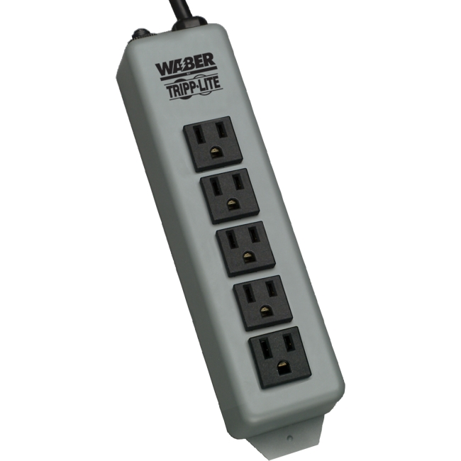 Tripp Lite Waber 5 Outlets Power Strip 60215