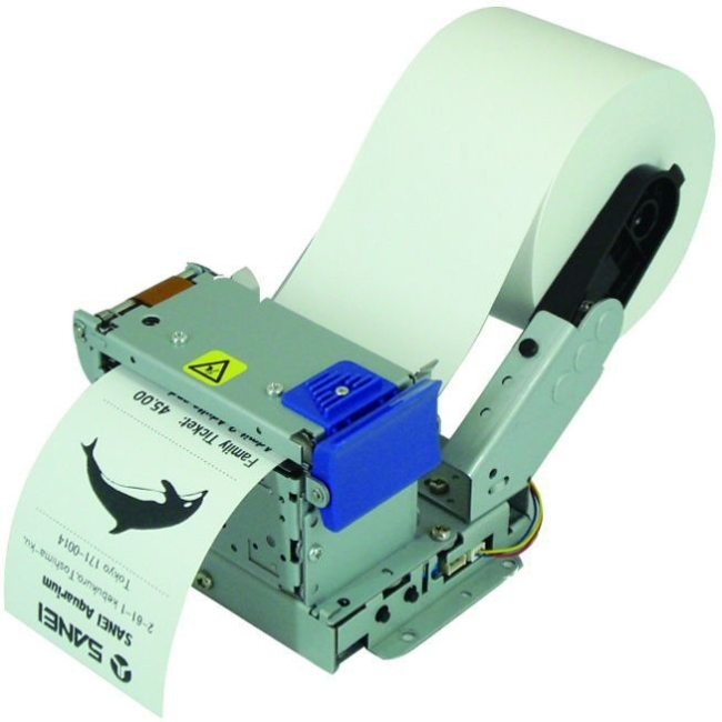 Star Micronics 2 Inch Kiosk Printer, Horizontal Orientation 37963760 SK1-21ASF2-Q