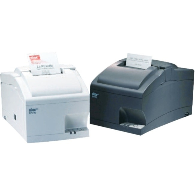 Star Micronics SP700 Dot Matrix Reciept Printer 39339310 SP742Bi