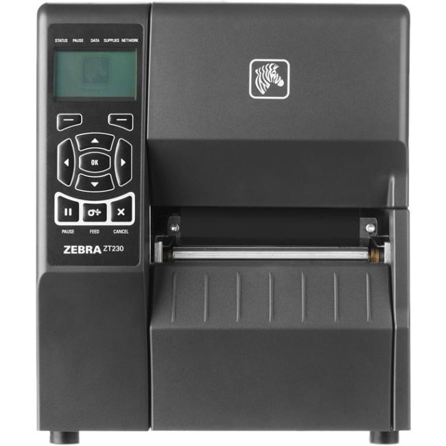 Zebra Industrial Printer ZT23043-T11100FZ ZT230