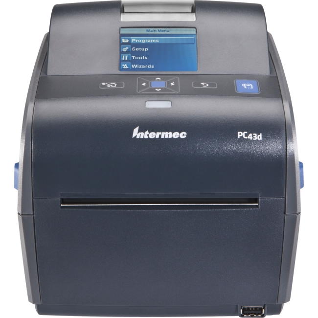 Intermec Desktop Printer PC43DA10100201 PC43d