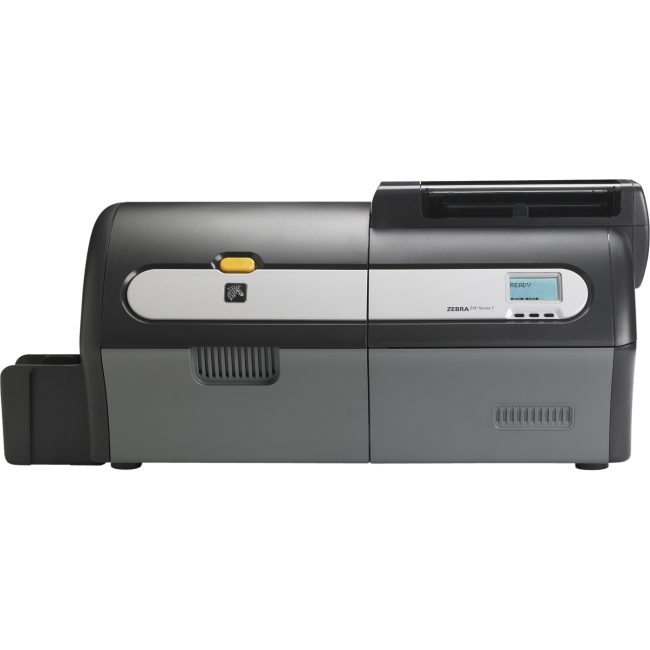 Zebra Card Printer Dual Sided Z72-000C0000US00 ZXP Series 7