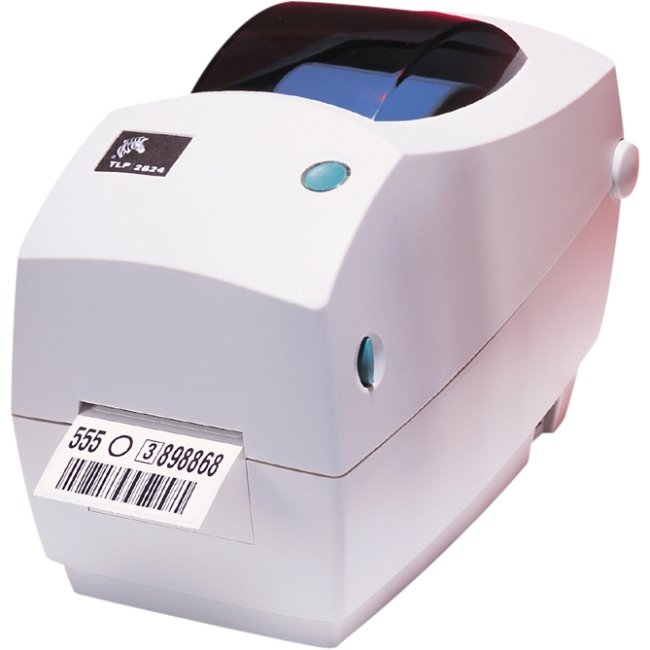 Zebra Label Printer 282P-101511-000 TLP 2824 Plus