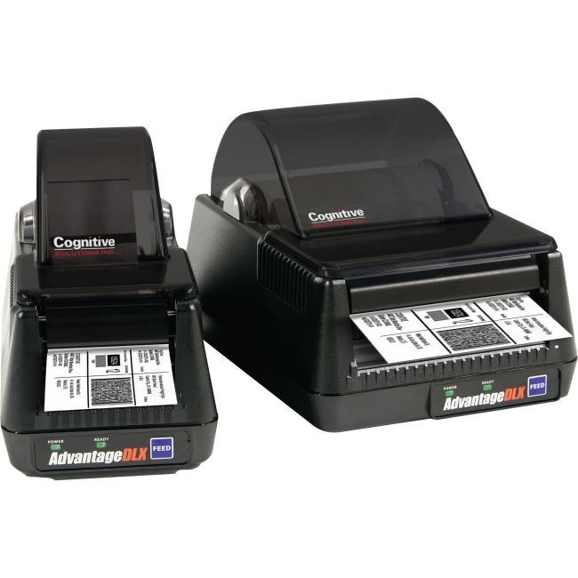 CognitiveTPG Advantage DLX Label Printer DBD24-2485-01E