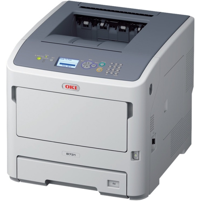 Oki LED Printer 62444201 B731DN