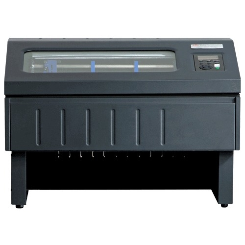 TallyGenicom Line Matrix Printer with Table Top T6805-0100-000 6805