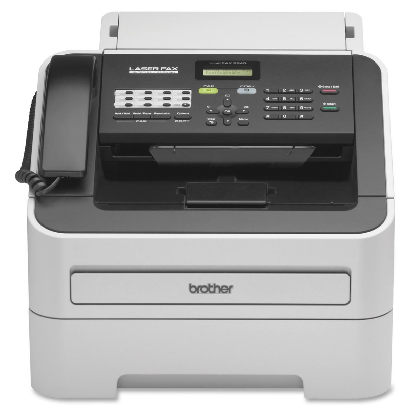 Brother Intelli High-Speed Laser Fax FAX2940 BRTFAX2940 FAX-2940