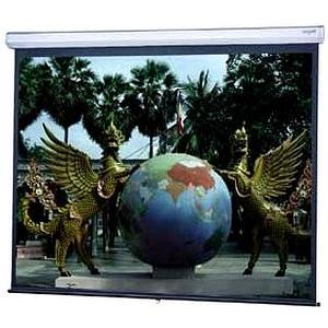 Da-Lite Model C With CSR Manual Wall and Ceiling Projection Screen 79892
