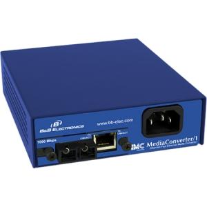 IMC 1-Slot Media Chassis 851-10901 MediaConverter/1